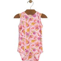 Body Floral- Rosa Claro & Rosaup Baby - Up Kids