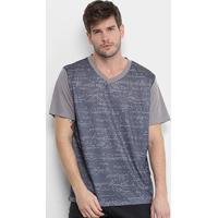 Camiseta Gonew Pixel T27 Masculina - Masculino