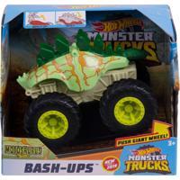 Carrinho Hot Wheels Monster Trucks Motosaurus - Mattel