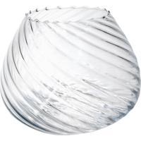 Vaso Bianco & Nero Moon 19,5X24Cm Transparente