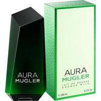 Aura Hidratante Corporal Shower Milk De Thierry Mugler Feminino 200 Ml