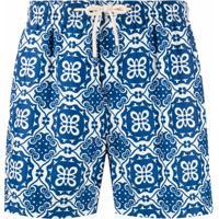 Peninsula Swimwear Short De Natação Lipari M1 - Azul