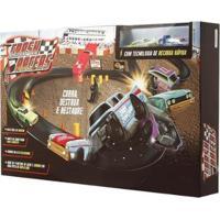 Pista Crash Racers - Unissex-Incolor