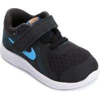 Tênis Infantil Nike Revolution 4 Btv - Masculino-Azul