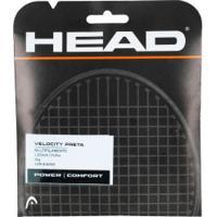 Corda Para Raquete De Tênis Head Velocity Multifilamento - 11,5M - Preto