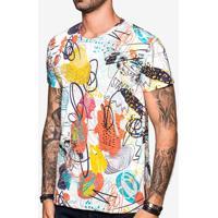 Camiseta Abstract Graffiti 103602