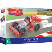 Blocos De Montar - Speedster F1 - Funtastik