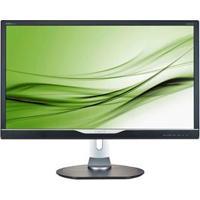"""Monitor Led 28"""" Philips Ultra Hd 4K 288P6Ljeb Widescreen Com Entrada Hdmi E Dvi"""