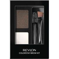 Paleta De Sombra Para Sobrancelha Revlon Colorstay Brown Kit