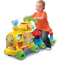 Andador - Trem Alfabeto Com Som E Luz - Yes Toys