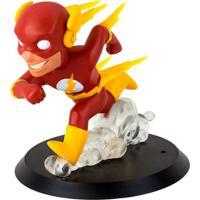 Figura Colecionável 15 Cm - Q-Figures - Dc Comics - The Flash - Bandai - Unissex-Incolor