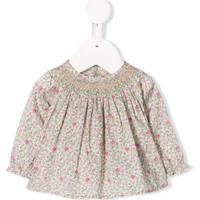 Bonpoint Blusa Com Estampa Floral - Rosa
