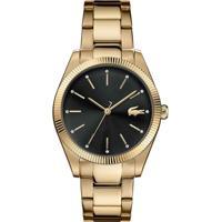 Relógio Lacoste Feminino Aço Dourado - 2001088