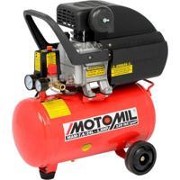 Motocompressor Motomil Hobby Mam 7.4 24 Litros 1,5Hp