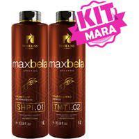 Kit Max Bela Alisamento Tree Liss