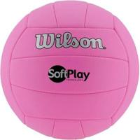 Bola Wilson Soft Play - Unissex