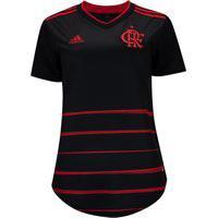Camisa Do Flamengo Iii Adidas 2020 - Feminina