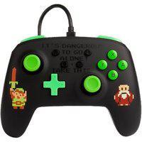 Controle Power A Para Nintendo SwitchZelda Retro - 1518608-01