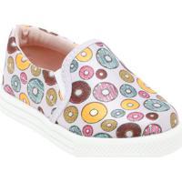 Slip On Donuts - Lilã¡S & Laranja- Bambinibambini