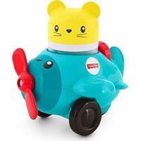 Mini Veículo - Roda Livre - Animalzinho - Avião - Fisher-Price