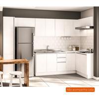Cozinha Completa Mali 13 Pt 3 Gv Branca