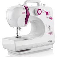 Máquina De Costura Bl1200 Bella Bivolt - Elgin - Branco