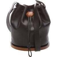 Bucket Bag Multimaterial Black | Schutz
