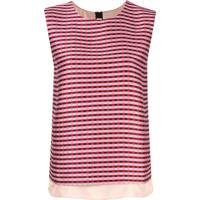 Marni Camisa Xadrez - Vermelho
