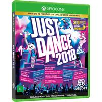 Jogo Just Dance 2018 Para Xbox One (Xone) - Ubisoft