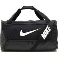Bolsa Nike Brsla M Duff - 9.0 Preta