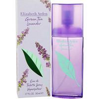 Green Tea Lavender By Elizabeth Arden Eau De Toilette Feminino 100 Ml