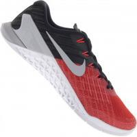 Tênis Nike Metcon 3 - Masculino - Vermelho/Preto