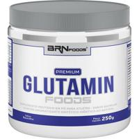 Premium Glutamina Foods 250G - Unissex