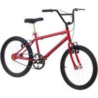 Bicicleta Aro 20 Aço Carbono V-Break Direção Standard Rígido Ultra Bikes - Unissex