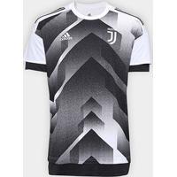 d47bf4dff4 Camisa Juventus Pré Jogo 17/18 Adidas Masculina - Masculino