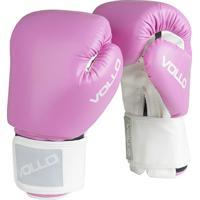 Netshoes  Luva De Boxe Muay Thai Combat Vollo - Unissex 2a4b5be7e78d1