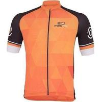 Camisa De Ciclismo Orange Marcio May Masculina - Masculino