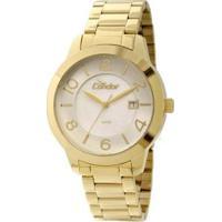 Relógio Condor Feminino Co2115Tj/4B - Feminino-Dourado
