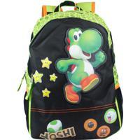Mochila Super Mario 8729853 Verde