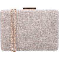 Bauarte - Bolsa Clutch De Tecido Bauarte - Bolsa Clutch De Tecido Marfim