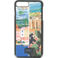 Dolce & Gabbana Capa Para Iphone 8 Plus Estampada - Estampado