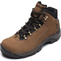 Bota Couro Timberland Trail Dust 2 M Bege/Preto