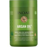 Máscara Argan Oil Inoar 1Kg