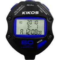 Cronômetro Kikos 60 Voltas - Unissex