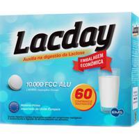 Lacday 60 Comprimidos Mastigáveis