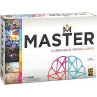 Jogo Master Tabuleiro - Unissex-Colorido