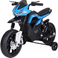 Moto Big Trail Azul 6V Belfix