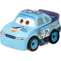 Carrinho - Carros 3 - Micro Corredores - Junior Stripweathers - Disney - Mattel - Masculino