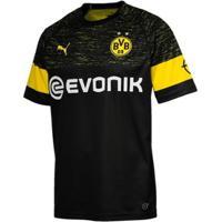 Camisa Borussia Dortmund Away 18/19 S/N° - Torcedor Puma Masculina - Masculino