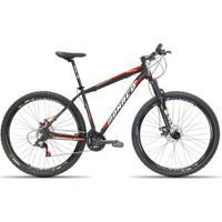 Bicicleta 29 Monaco 24V Index Freio Disco Susp. - Unissex